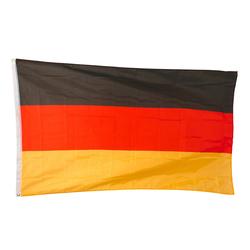 10 Stk. Deutschlandfahne / Deutschlandflagge 90x150 cm