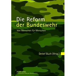 Die Reform der Bundeswehr als Buch von