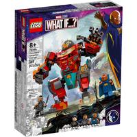 Lego Marvel Tony Starks sakaarianischer Iron Man 76194