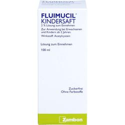 FLUIMUCIL Kindersaft 100 ml
