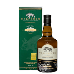Wolfburn Morven Lightly Peated Single Malt Scotch Whisky
