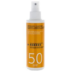Korres Sunscreen Face & Body Emulsion Yogurt SPF50 150ml