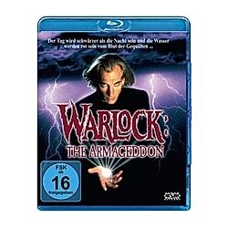 Warlock - The Armageddon - DVD  Filme