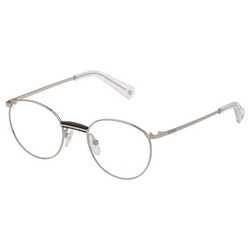 Sting Brille VSJ414 silberfarben