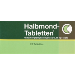 Halbmond Tabletten 20 St