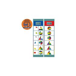 Magnetspiele Lernspielzeug Flocards Set 3: Vorschule ab 5 Jahre