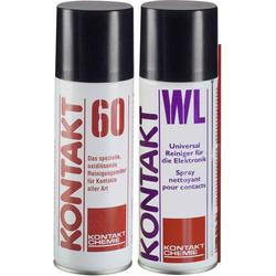 Kontakt Chemie KONTAKT 60 / KONTAKT WL Kontaktreiniger 1 Set