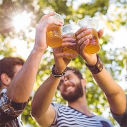 Skal Bierzapfanlage Bierkühler 5l Fässer CO2 Edelstahl