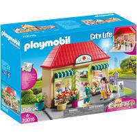 Playmobil City Life Mein Blumenladen (70016)