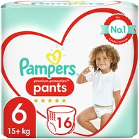 Pampers Premium Protection Pants 15+ kg