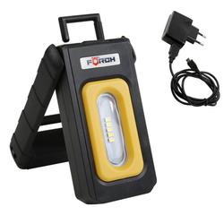 Förch LED-Akku-Pocketlampe II LI-Ion Ladegerät Arbeitslampe Taschenlampe