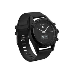 sbs Next Watch Fitnesstracker schwarz