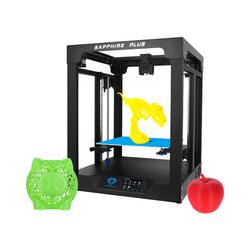 Kit de bricolage pour imprimante 3D Two Trees Sapphire Plus CoreXY Impression ultra-silencieuse de