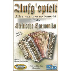 Aufg'spielt für Steirische Harmonika