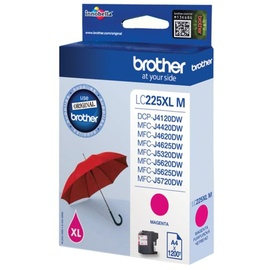 Brother LC-225XL-M magenta