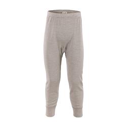 Lange Unterhose Lange Unterhosen Kinder grau/weiß Gr. 104  Kinder