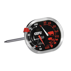 GEFU Bratenthermometer und Ofenthermometer 3 in 1