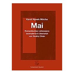 Mai. Karel Hynek Mácha  - Buch