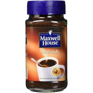 Maxwell House löslicher Kaffee, 1 x 200 g Instant Kaffee