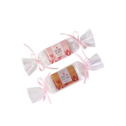 ACCENTRA Wellness-Pflegeset Accentra Beauty Geschenkset für Frauen Bade-& Pflegeset in Bonbonform mit Seife, 2-tlg.
