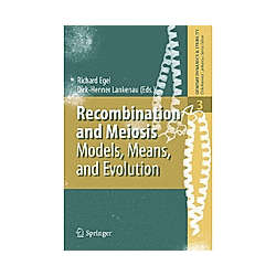 Recombination and Meiosis - Buch
