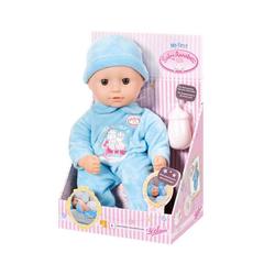 Zapf Creation® Babypuppe Zapf 700549 - Baby Annabell - My First - Puppe mit Schlafaugen, Junge, Alexander
