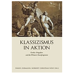 Klassizismus in Aktion - Buch