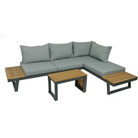 Garden Pleasure Lounge-Gruppe Felice 3-tlg.