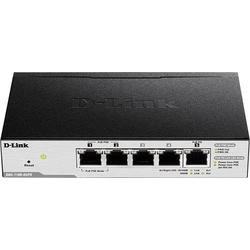 D-Link DGS-1100-05PD Netzwerk Switch 1 GBit/s PoE-Funktion