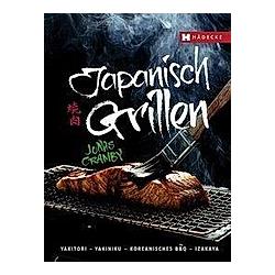 Japanisch Grillen. Jonas Cramby  - Buch