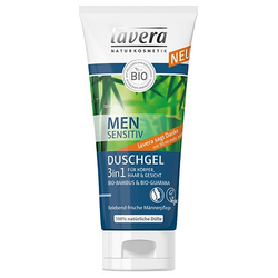 LAVERA Men Duschgel 3in1 200 ml