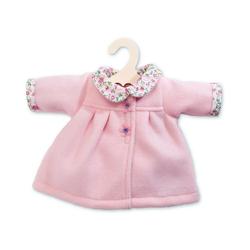 Heless Puppenkleidung Mantel Gr. 28-35 cm, Puppenkleidung