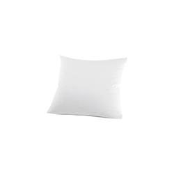 Schlafgut Kissenbezug Mako Jersey in weiß, 80 x 80 cm
