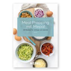 MEPAL Kochbuch MEAL PREPPING MIT MEPAL 28 Rezepte