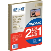 Epson Premium Glossy Photo Paper C13S042169 Fotopapier A4 255 g/m² 30 Blatt
