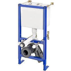 CORNAT Vorwandelement für WC 400/800, 2-Mengen blau/weiß