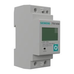 Stromzähler LCD 1-phasig 230V 63A MID SENTRON Messgerät Siemens 3558