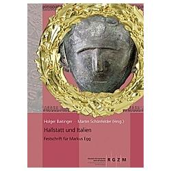Hallstatt und Italien - Buch