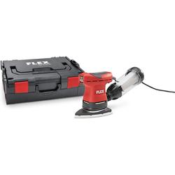 Flex, Schleifmaschine, Deltaschleifer ODE 100 / regelbar in L-BOXX / 2 Set (Deltaschleifer, 200W)