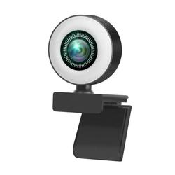 kueatily Online-Klasse Videokonferenz Webcam, Full HD Webcam für PC, Laptop, Mac, USB Webcam