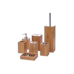 MCW Seifenspender MCW-A90-S, (Set, 7-tlg., 7er), Seifenspender austauschbar, Badezimmer