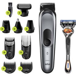 Braun MGK7221 Haarschneider, Bartschneider, Rasierer, Ohr-, Nasenhaartrimmer, Körperhaartrimmer, Pr