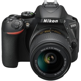 Nikon D5600 + AF-P DX 18-55mm VR