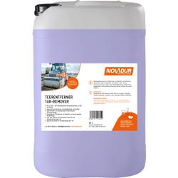 NOVADUR Teerentferner TAR-Remover, Speziell zum entfernen von Teer, 25 kg - Kanister