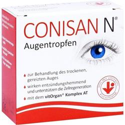 CONISAN N Augentropfen 10 ml