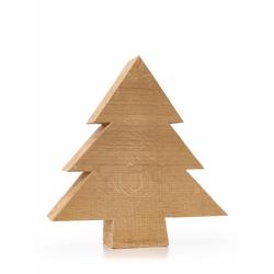 Weihnachtsdekoration Tanne, 28x24x6.5 cm