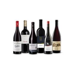 Selection Vernatsch - 6 Flaschen des fruchtigen Rotwein Symbol von Südtirol