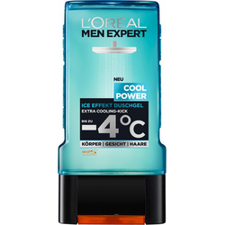 L'ORÉAL PARIS MEN EXPERT Duschgel Cool Power, Hair & Body