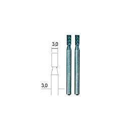 Proxxon Zylinderfräser, 3 mm