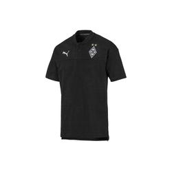 PUMA Poloshirt Borussia Mönchengladbach Casuals Herren Polo L
